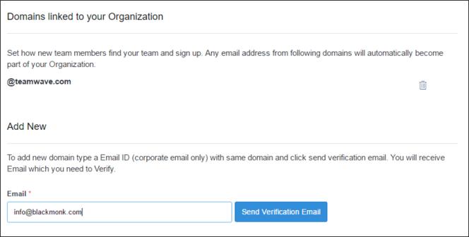 domain-linking
