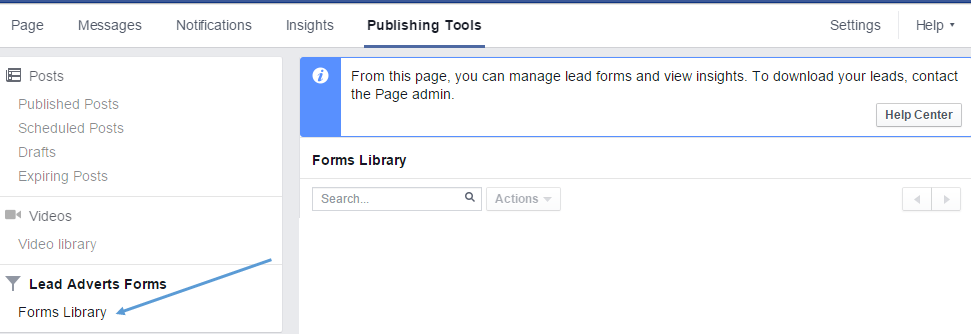 Forms Library