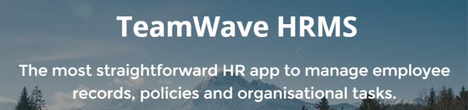 TeamWave HRMS