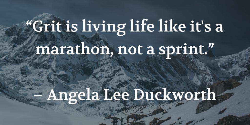 Grit Angela Lee Duckworth