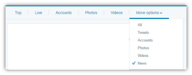 Twitter Advanced Search - 5