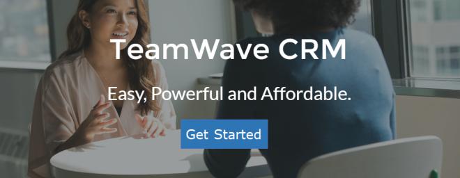 TeamWave CRM