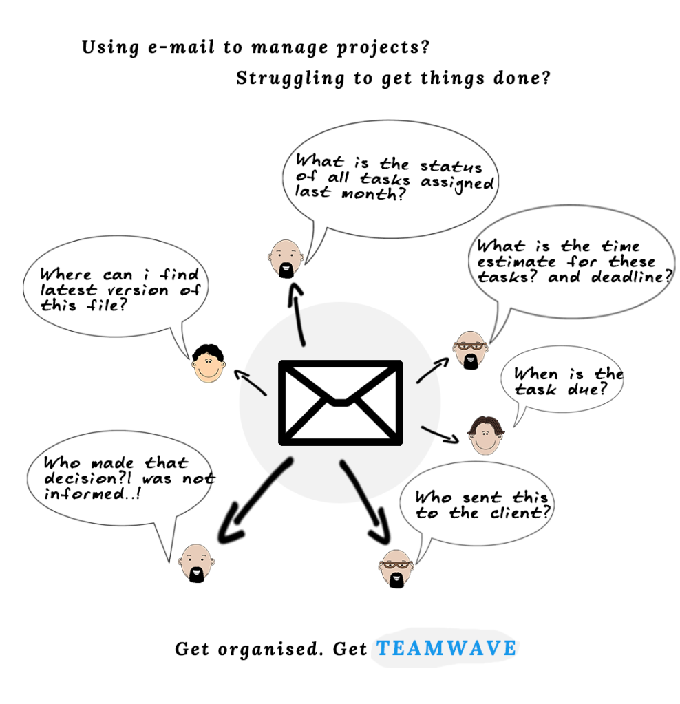 Using Email for Project Management?