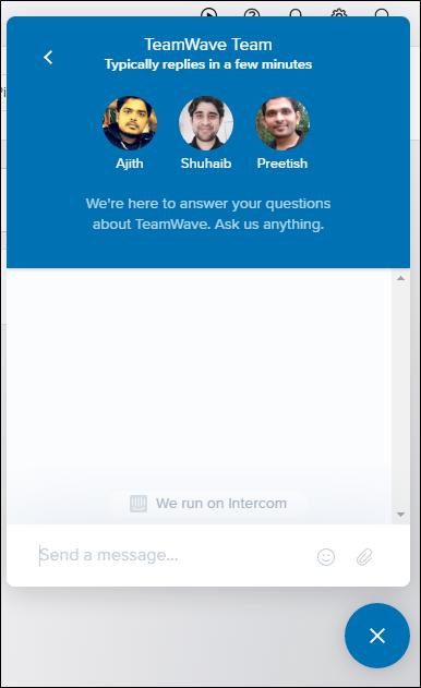 teamwave-customer-support