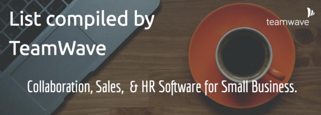 TeamWave Project CRM HR Software