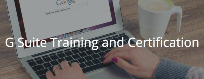 G Suite Certification and Training