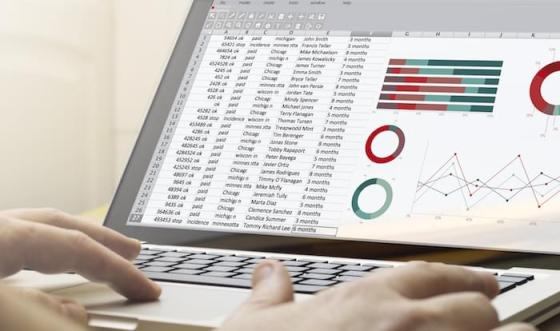 home computing spreadsheet
