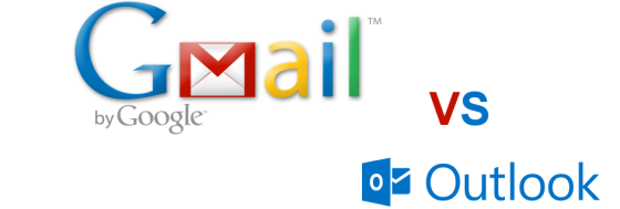 Gmail vs Outlook