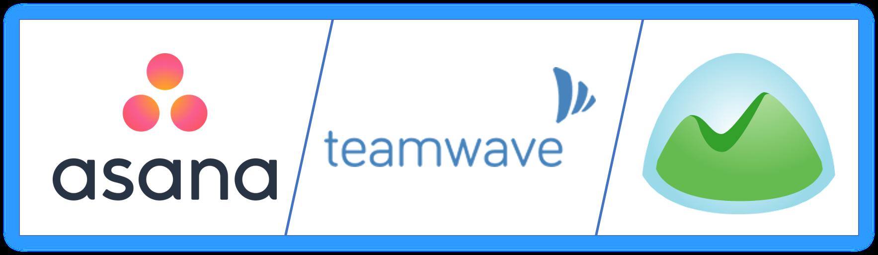 teamwave vs basecamp vs asana