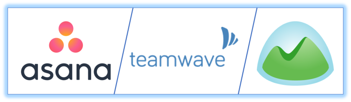 teamwave vs basecamp vs asana